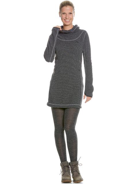 Tatonka Enoc - Vestidos y faldas Mujer - gris